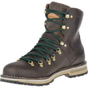 Merrell Sugarbush Lift Tall WP Stivali Uomo, coffee